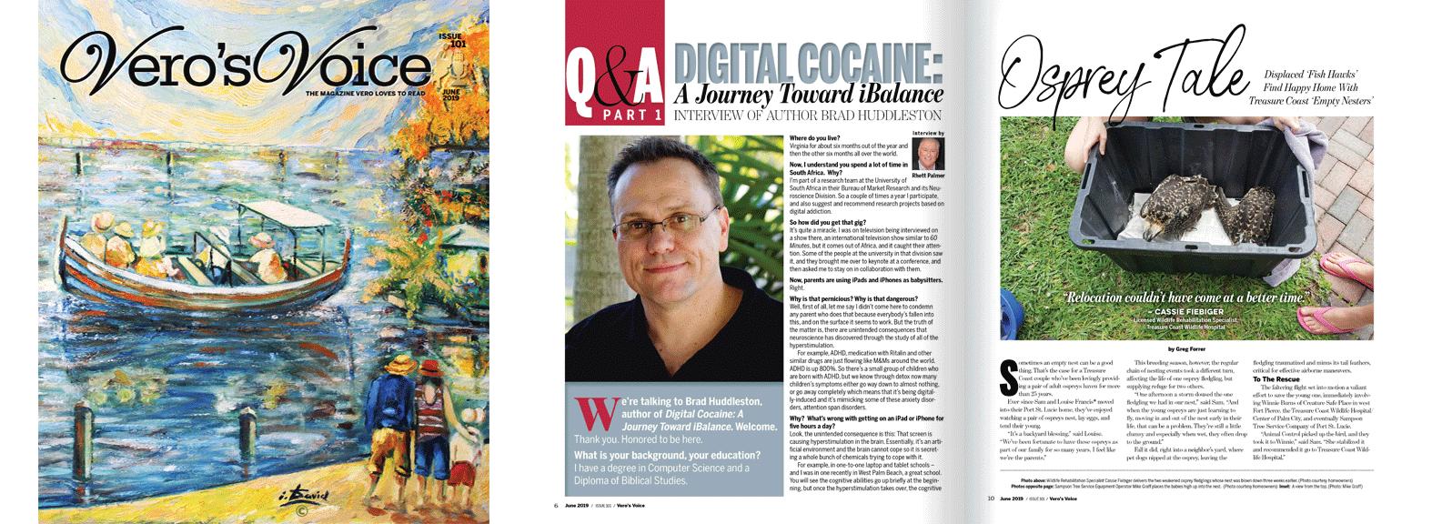 Vero's Voice Magazine Current Issue